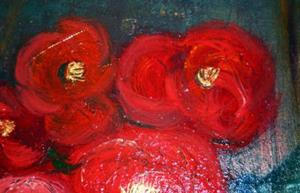 Detail Image for art BEAUTIFUL ROSES-sold