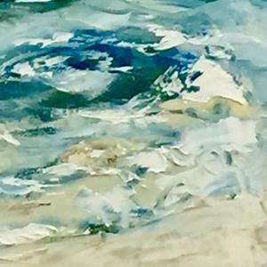 Detail Image for art Beach Wave