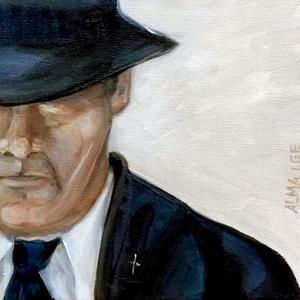 Detail Image for art Solitary Man (the life of Joe)