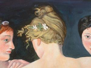 Detail Image for art The Three Graces