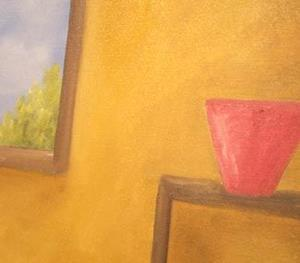 Detail Image for art Red Bowl