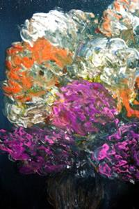 Detail Image for art THE BEGONIAS-sold