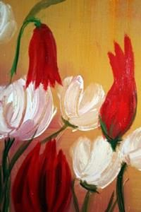 Detail Image for art TULIPS-sold