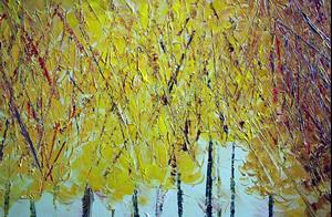 Detail Image for art YELLOW FOREST.JPG