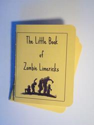 Art: The Little Book of Zombie Limericks Vol. 1 by Artist Emily J White