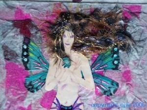 Detail Image for art Faery Journal and Box