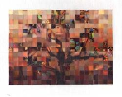 Art: Tree by Artist Jaye Coltharp