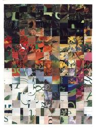 Art: Visual Static - Green by Artist Jaye Coltharp
