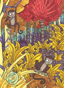 Detail Image for art Jungle Jumpers