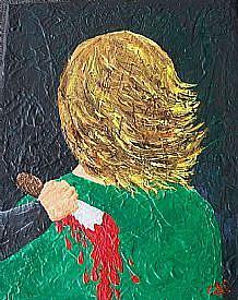Detail Image for art EVIL GREED