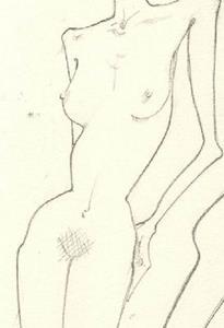 Detail Image for art female body image