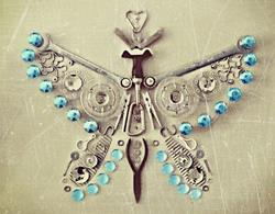 Art: Transmutation by Artist April Trice