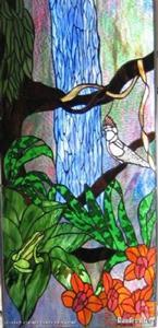 Detail Image for art Molucann Parrot