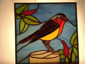 Detail Image for art Robin Redbreast #1