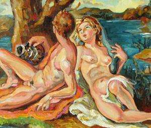 Detail Image for art LOVERS