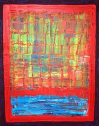 Art: Windows to Utopia by Artist Diane G. Casey