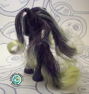 Detail Image for art Galaxy Pony MLP Repaint