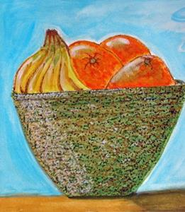 Detail Image for art Great Fruitbowl in the Sky