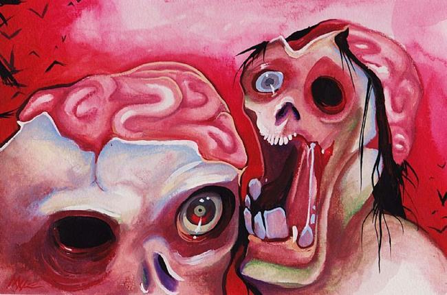Art: Apocalypse2012 by Artist Nico Niemi