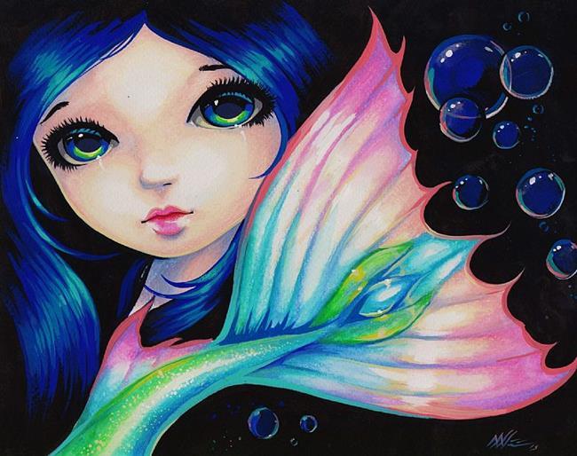 Art: Jewel Tail by Artist Nico Niemi