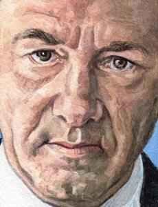Detail Image for art Frank Underwood (House Of Cards)