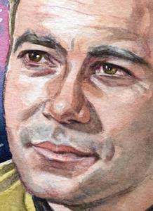 Detail Image for art Captain James T. Kirk