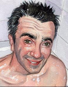 Detail Image for art Bathtime