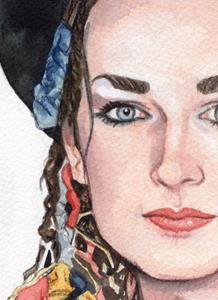 Detail Image for art Boy George