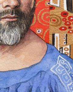 Detail Image for art Gustav Klimt