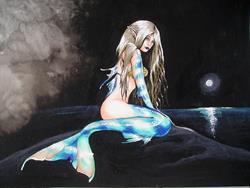Art: Cerulia by Artist Nico Niemi