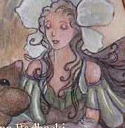 Detail Image for art Dearest Little Friend