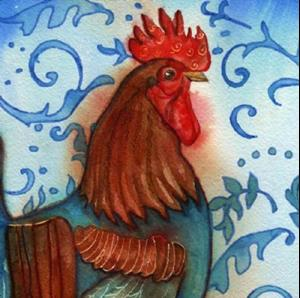 Detail Image for art Poulet