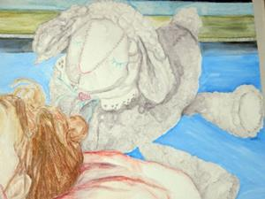 Detail Image for art The Guardians of our Sleeping Children