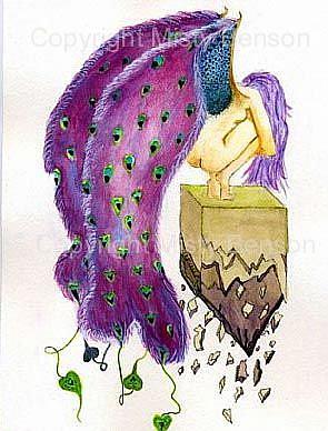Art: Scratches by Artist Misty Benson