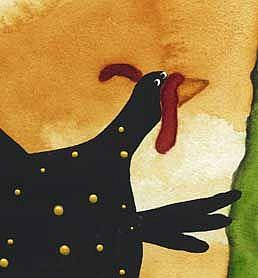 Detail Image for art CHICKEN A LA CARTE