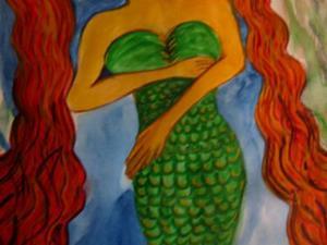 Detail Image for art Six Finger Hannah