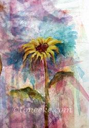 Art: Rising Star by Artist Toneeke Runinwater - Henderson