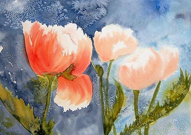 Art: Morning Light by Artist Deborah Leger