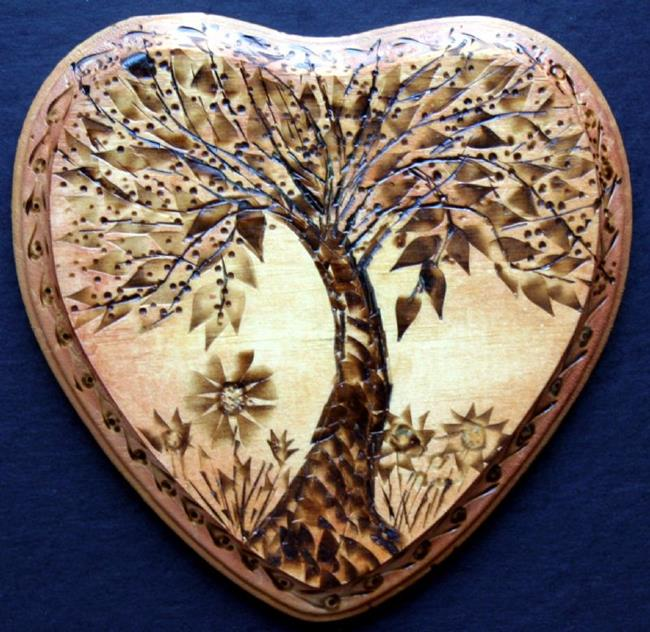 TREE-OF-LIFE-Wood-Burning-Carving-Painti