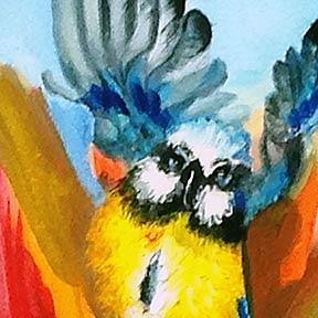 Detail Image for art Early Bird