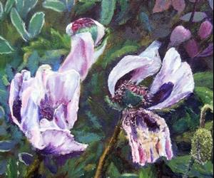 Detail Image for art Pale Poppies