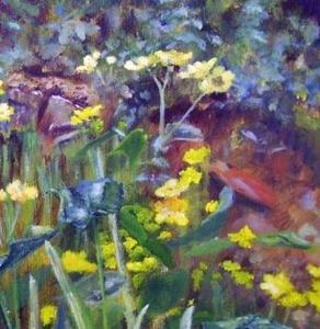 Detail Image for art Marsh Marigolds