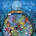Art: With you I am not afraid... by Artist Juli Cady Ryan
