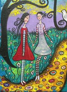 Detail Image for art Sisters' Secrets