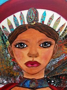 Detail Image for art Indomitable