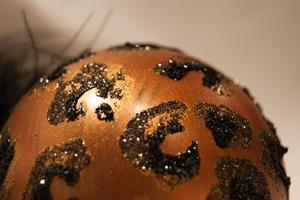 Detail Image for art 2012 Dragonfly Ball Black Leopard # 19