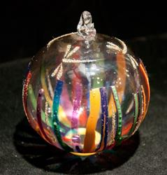 Art: 2012 Dragonfly Ball Circus # 12 by Artist Rebecca M Ronesi-Gutierrez