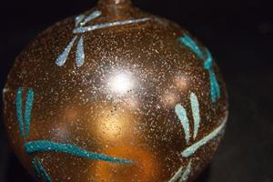 Detail Image for art 2012 Dragonfly Ball Cool Gold #16