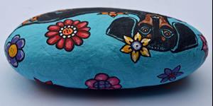 Detail Image for art Spring Dachshund