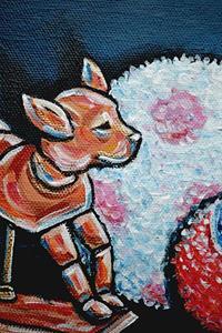 Detail Image for art Still Life - Dog Stuff 1